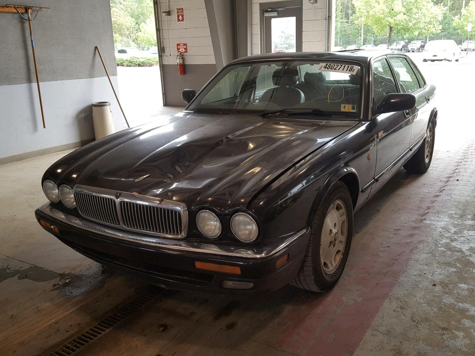 1996 Jaguar Xj6 For Sale At Copart Sandston Va Lot 48027118 Vanden Plas