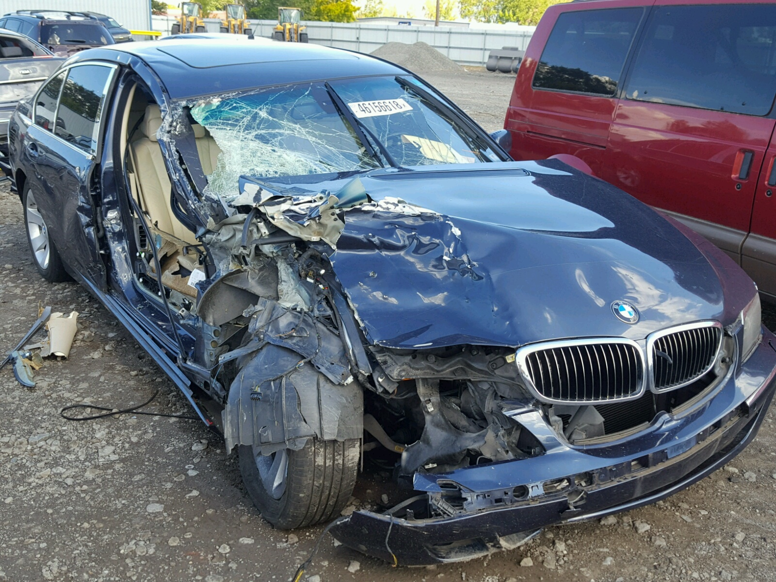BMW Alpina B For Sale At Copart Portland OR Lot - 2007 bmw alpina b7 for sale