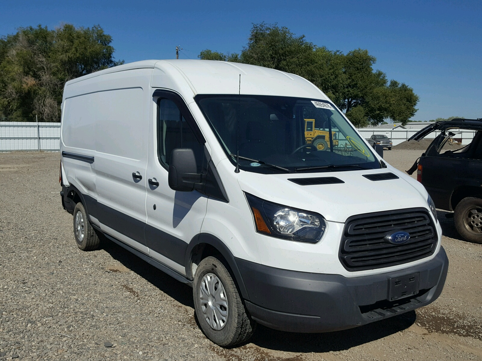 Salvage 2016 Ford TRANSIT T for sale