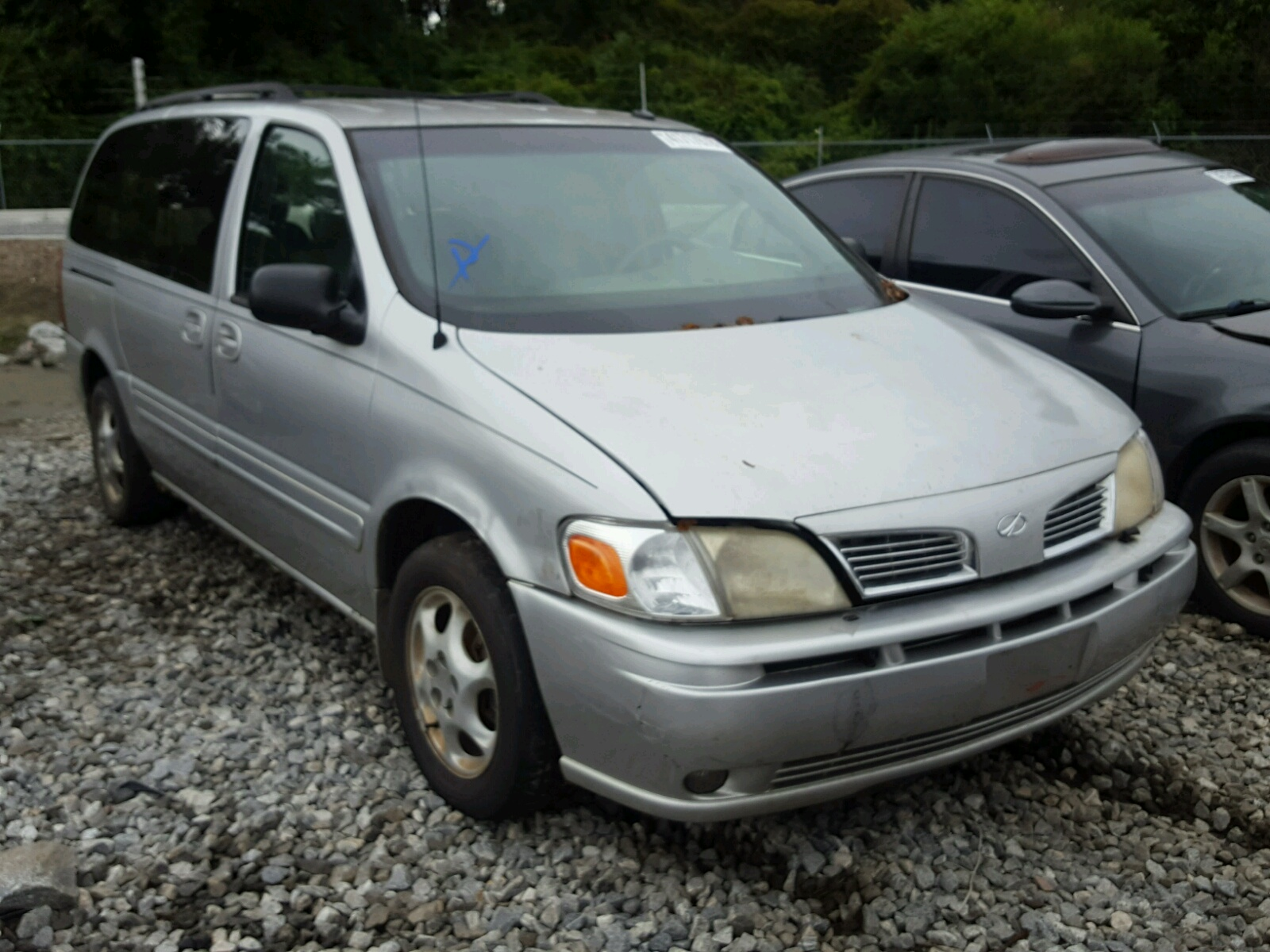 click here to view 2003 OLDSMOBILE SILHOUETTE at IBIDSAFELY