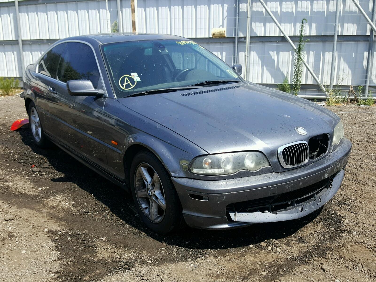 Salvage 2000 BMW 328 CI for sale