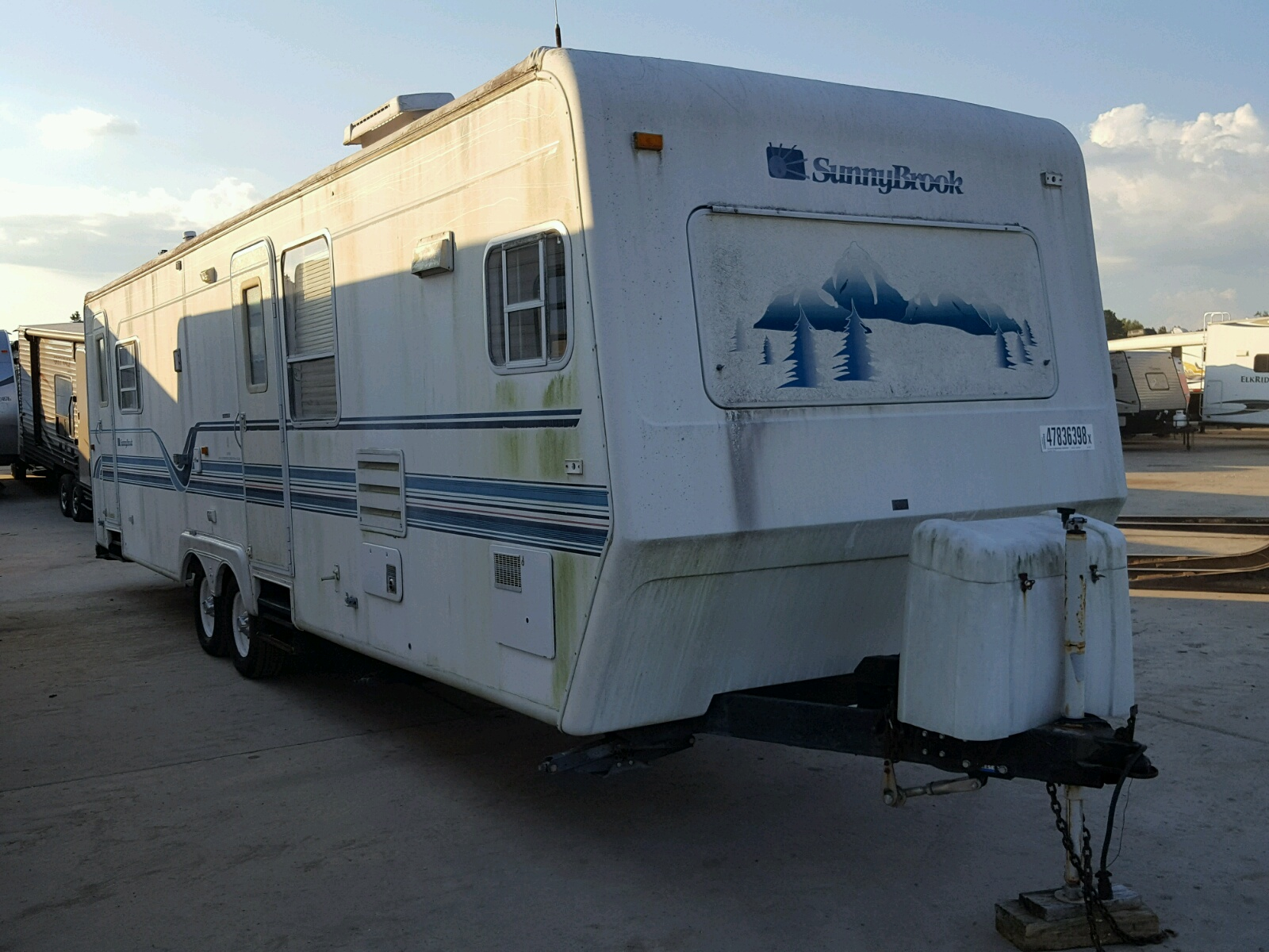 Salvage 1998 Other SUNNYBROOK for sale
