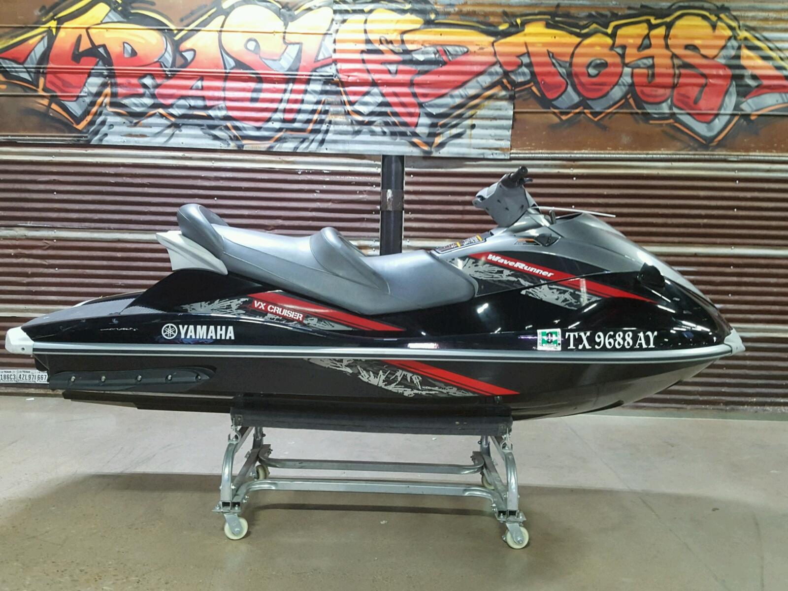 Salvage 2009 Yamaha VX CRUISER for sale