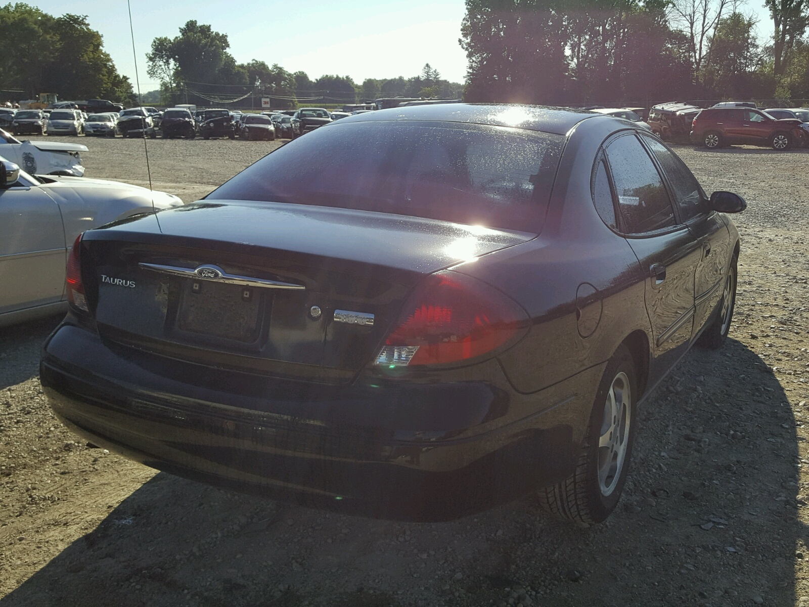2003 Ford Taurus SEL for sale at Copart Hartford City IN Lot