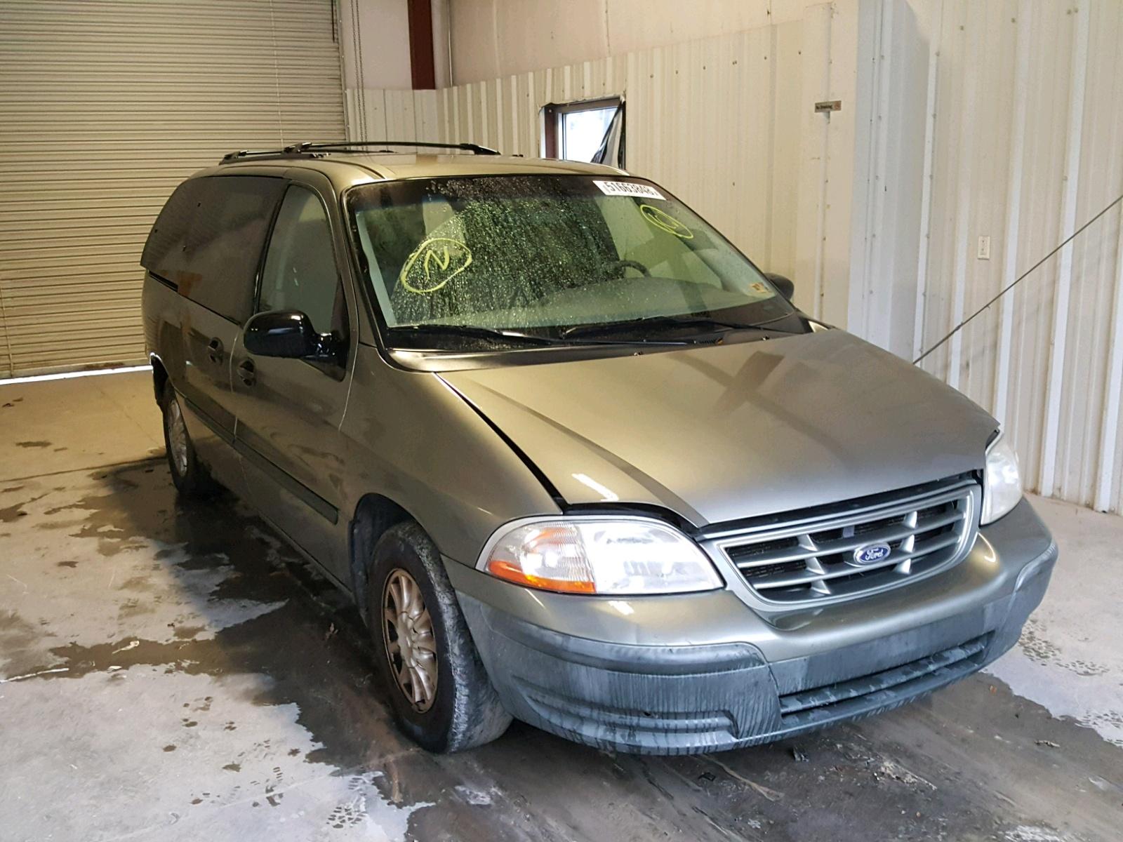 2000 ford windstar l
