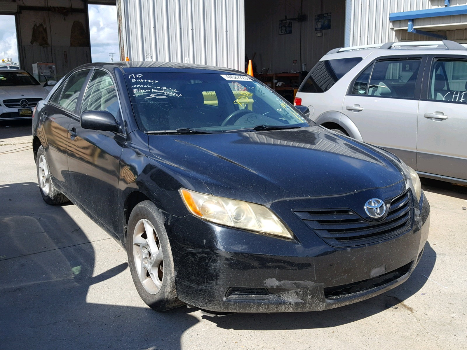 2009 Toyota Camry Base 2 4l For At Copart Auto Auction