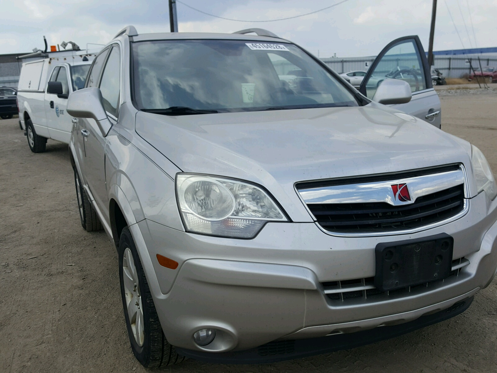 Salvage 2008 Saturn VUE XR for sale