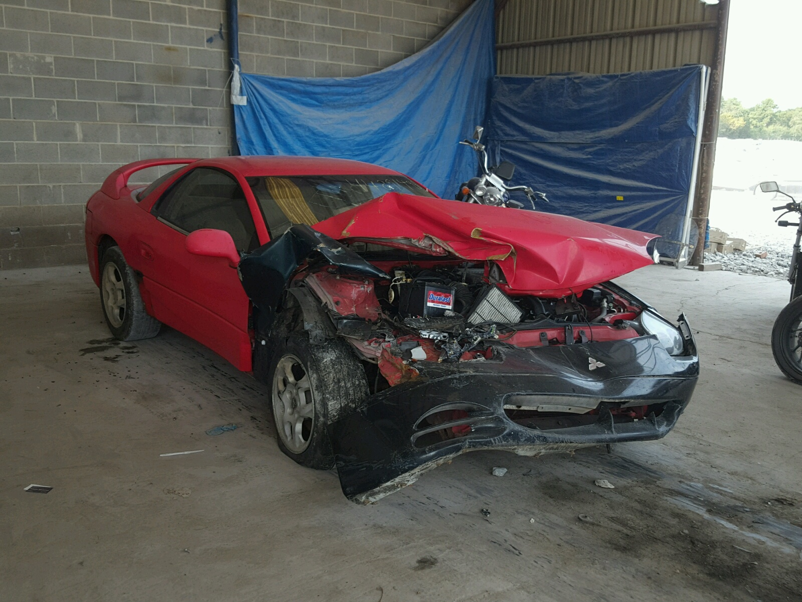 Salvage 1997 Mitsubishi 3000 GT for sale