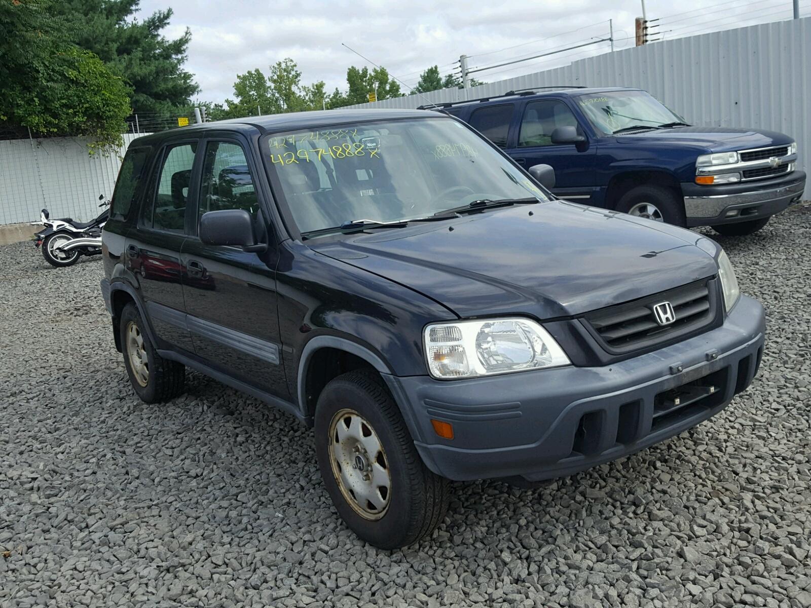 Salvage 1999 Honda CR-V LX for sale