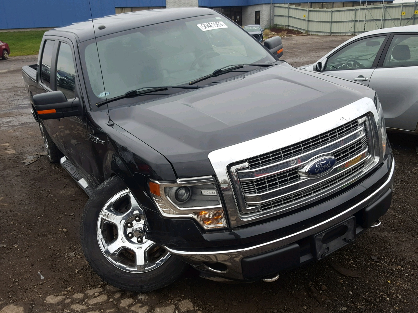 Salvage 2014 Ford F150 SUPER for sale