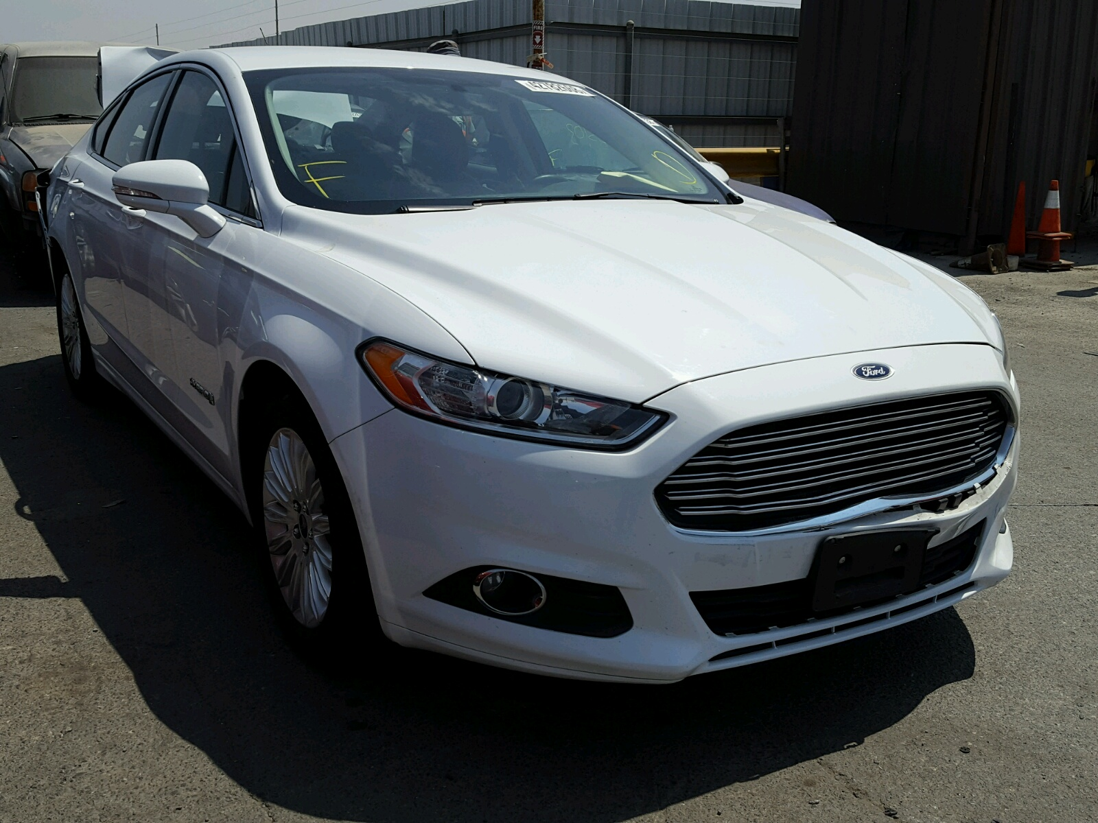 2014 Ford Fusion Se For Sale At Copart Martinez Ca Lot 42782668