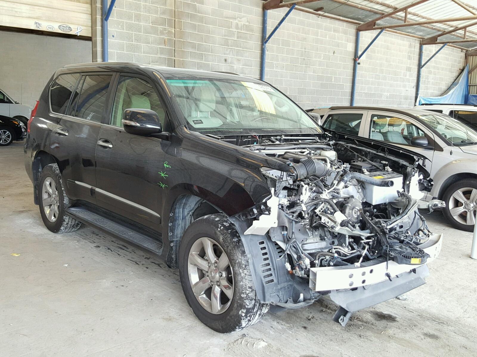 Salvage 2013 Lexus GX PREMIUM for sale