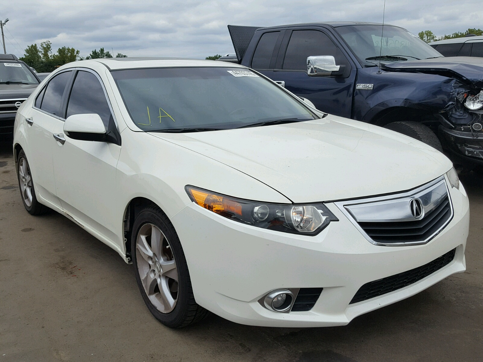 Acura TSX For Sale At Copart New Britain CT Lot - Acura tsx for sale in ct