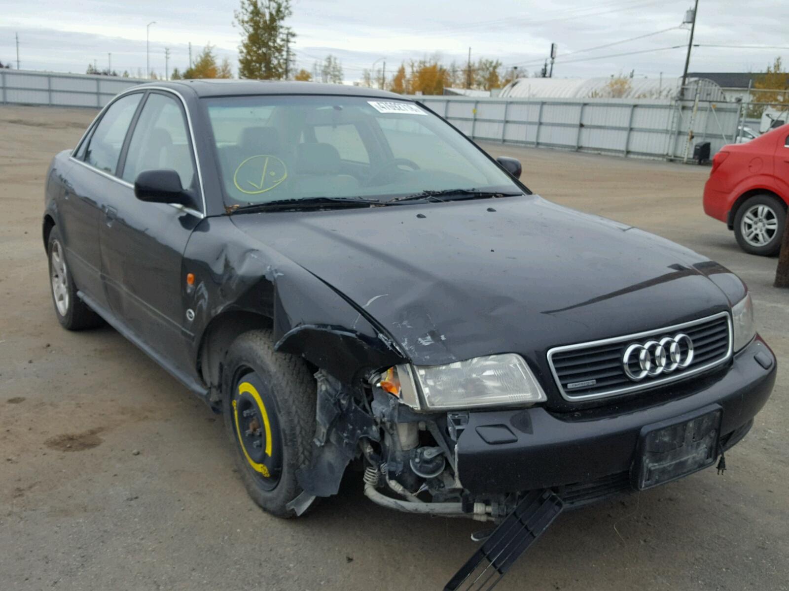 Audi A Quattro For Sale At Copart Anchorage AK Lot - Audi anchorage