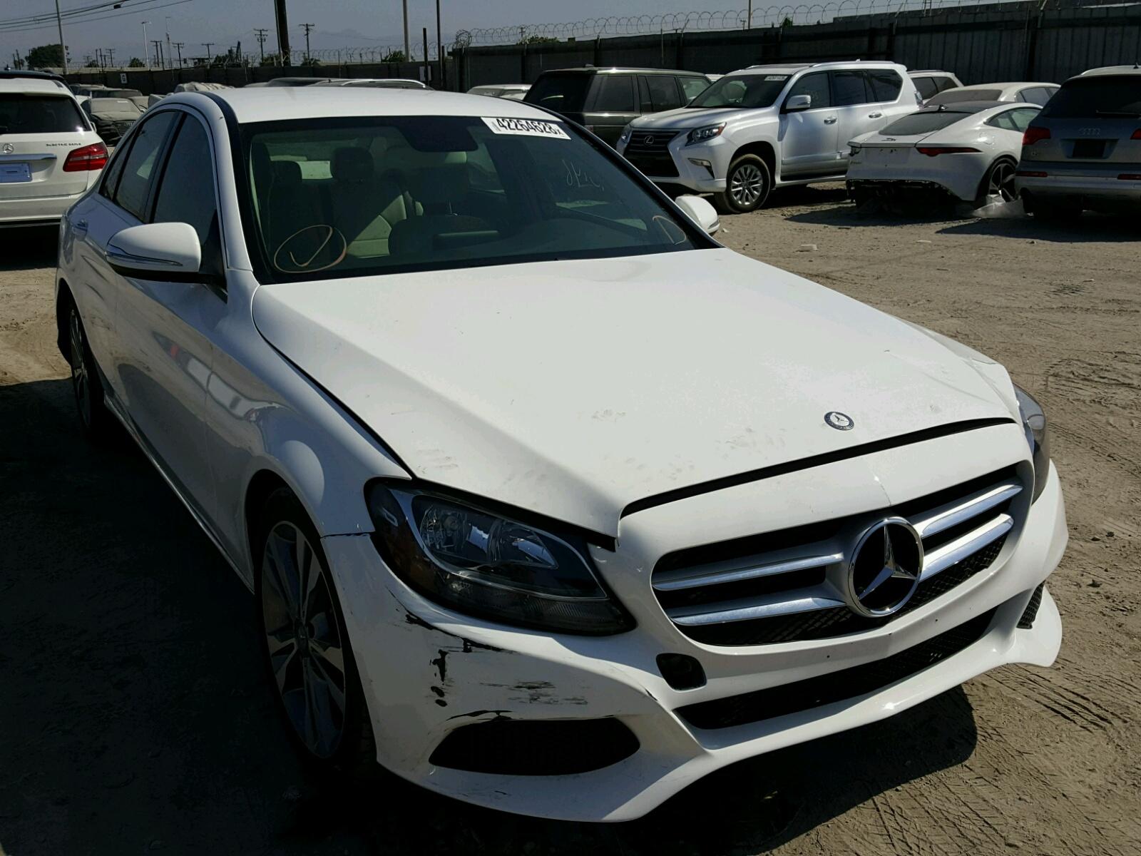 2015 Mercedes Benz C300 в продаже Экономия на авто и боРее