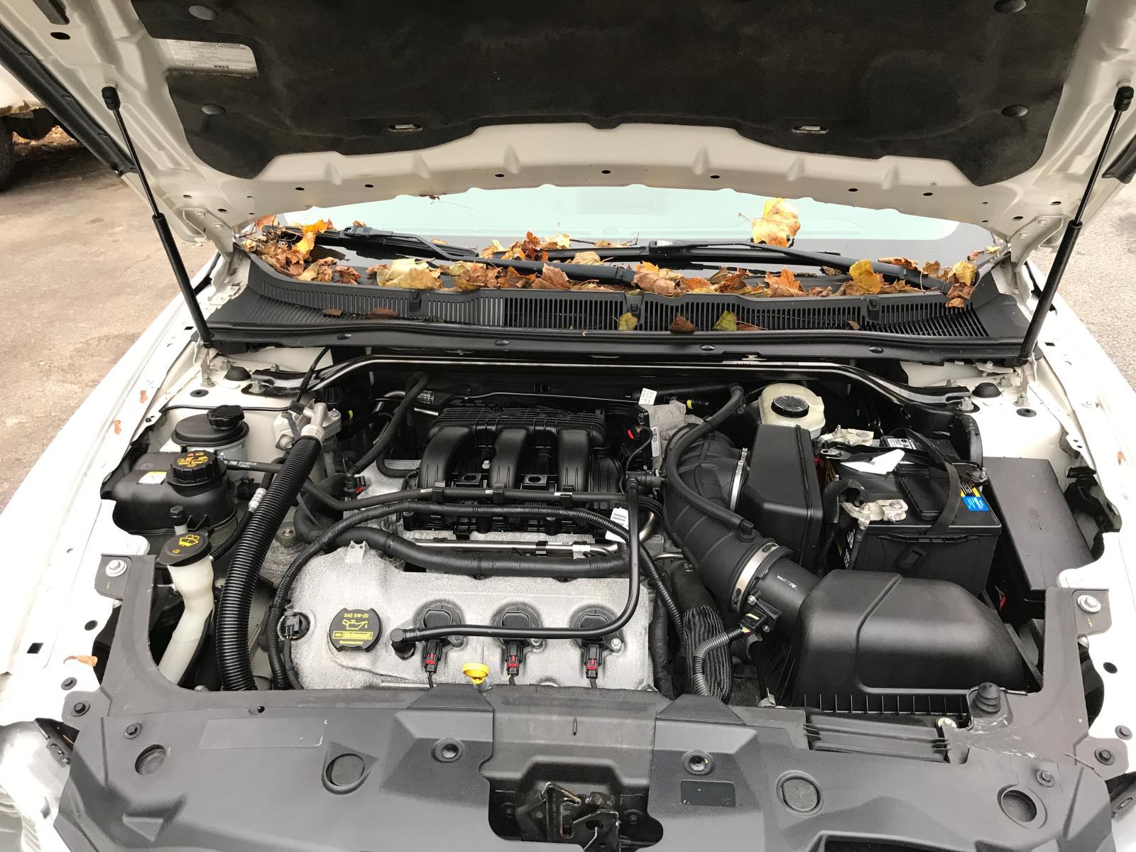 2011 Ford Taurus Lim 3.5L