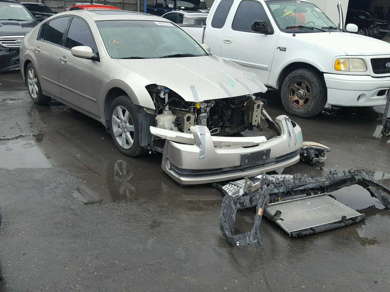 Salvage 2006 Nissan MAXIMA SE for sale