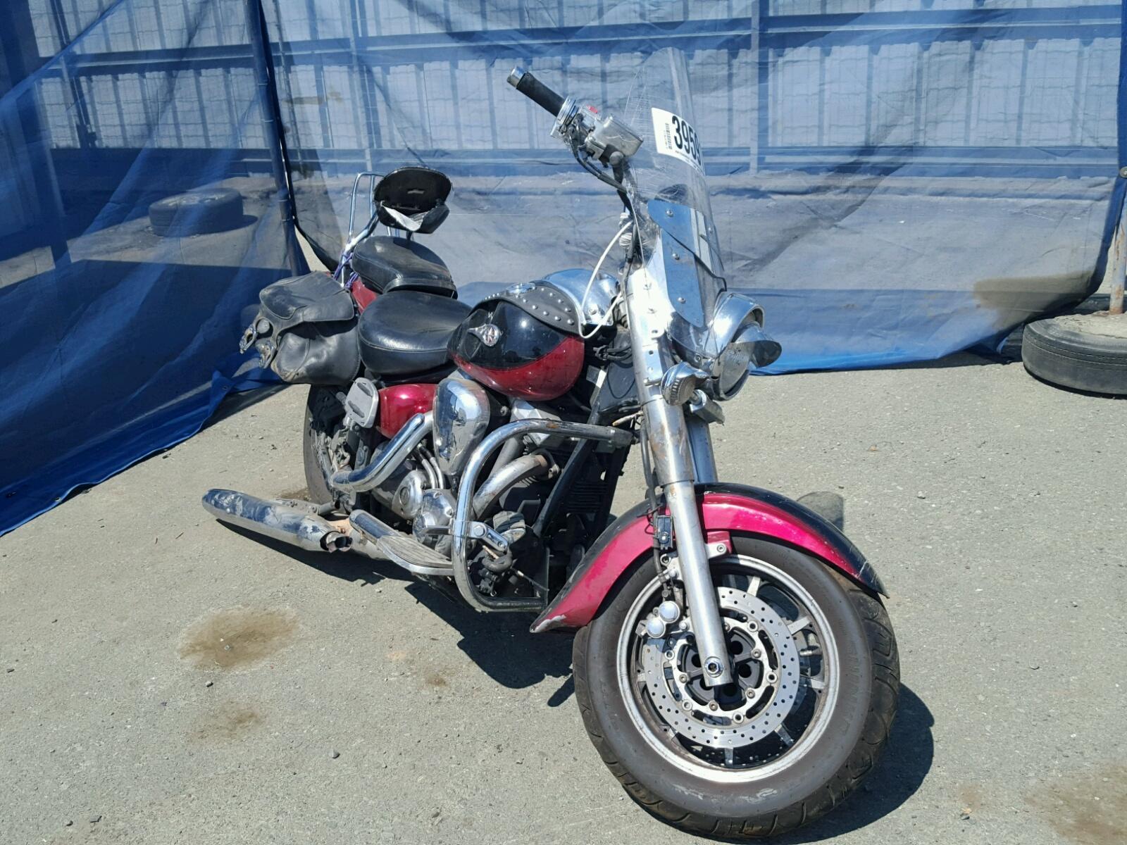 Salvage 2004 Yamaha XV1700 A for sale