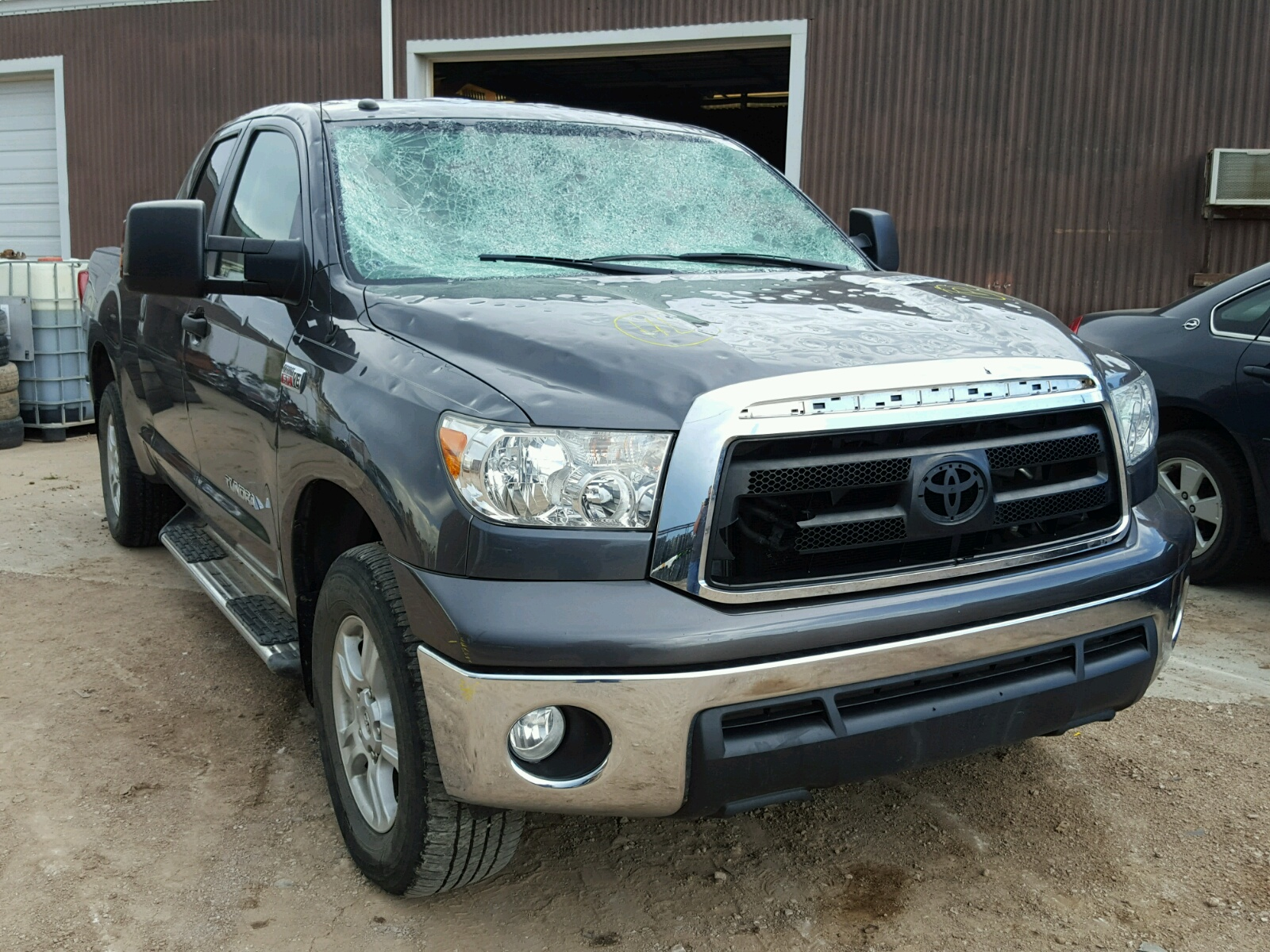 2013 Toyota Tundra DOU for sale at Copart Billings MT Lot