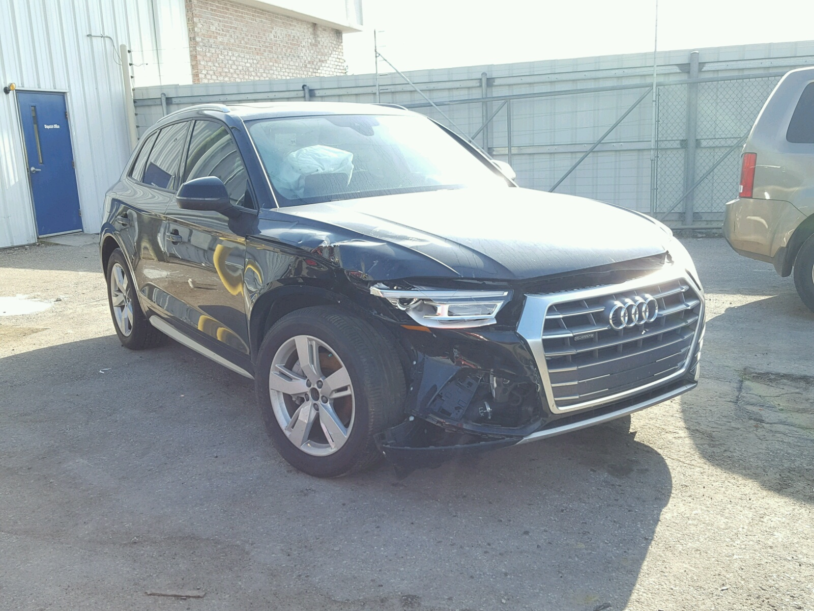 Audi Q Premium For Sale At Copart Montgomery AL Lot - Audi montgomery