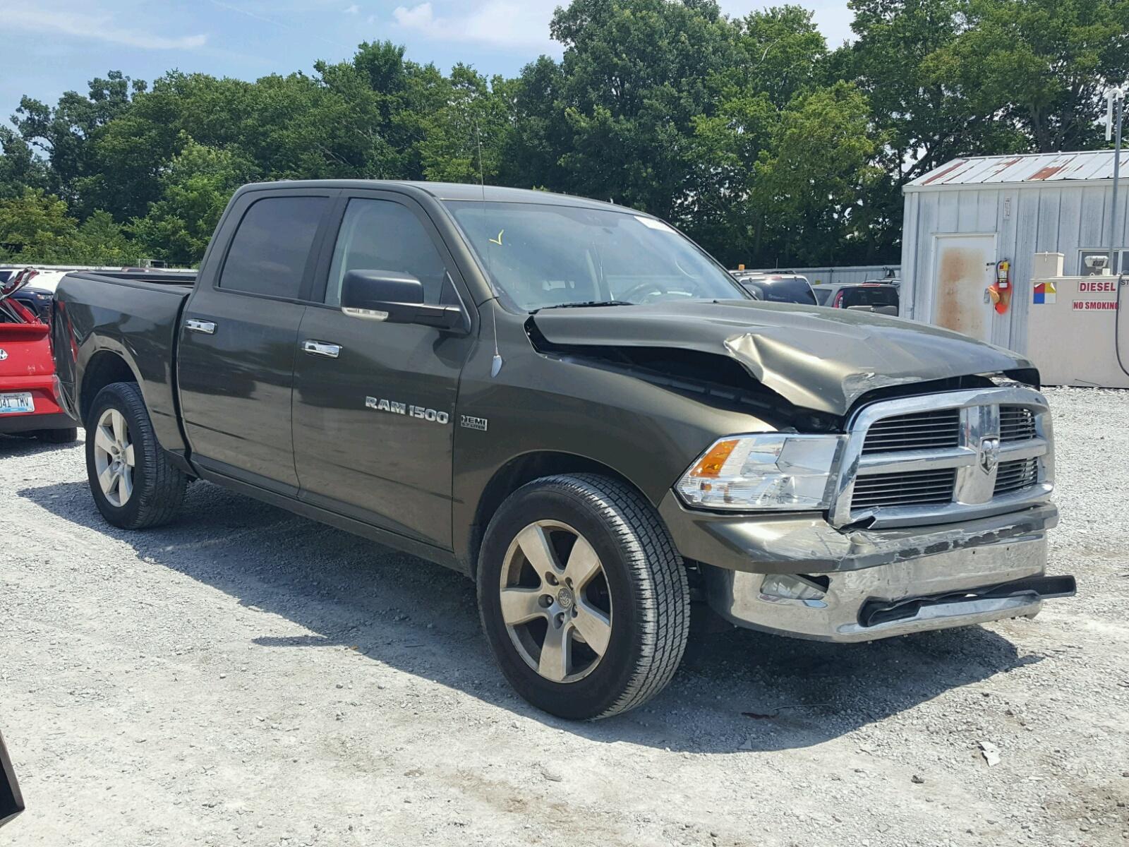 2012 Dodge Ram 1500 S For Sale At Copart Lexington Ky Lot 41329288 Tires