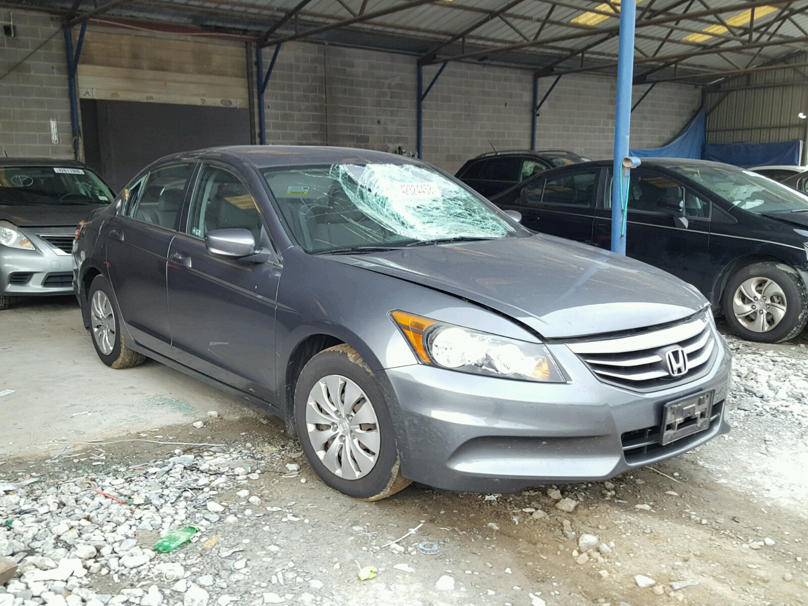 Salvage 2012 Honda ACCORD LX for sale
