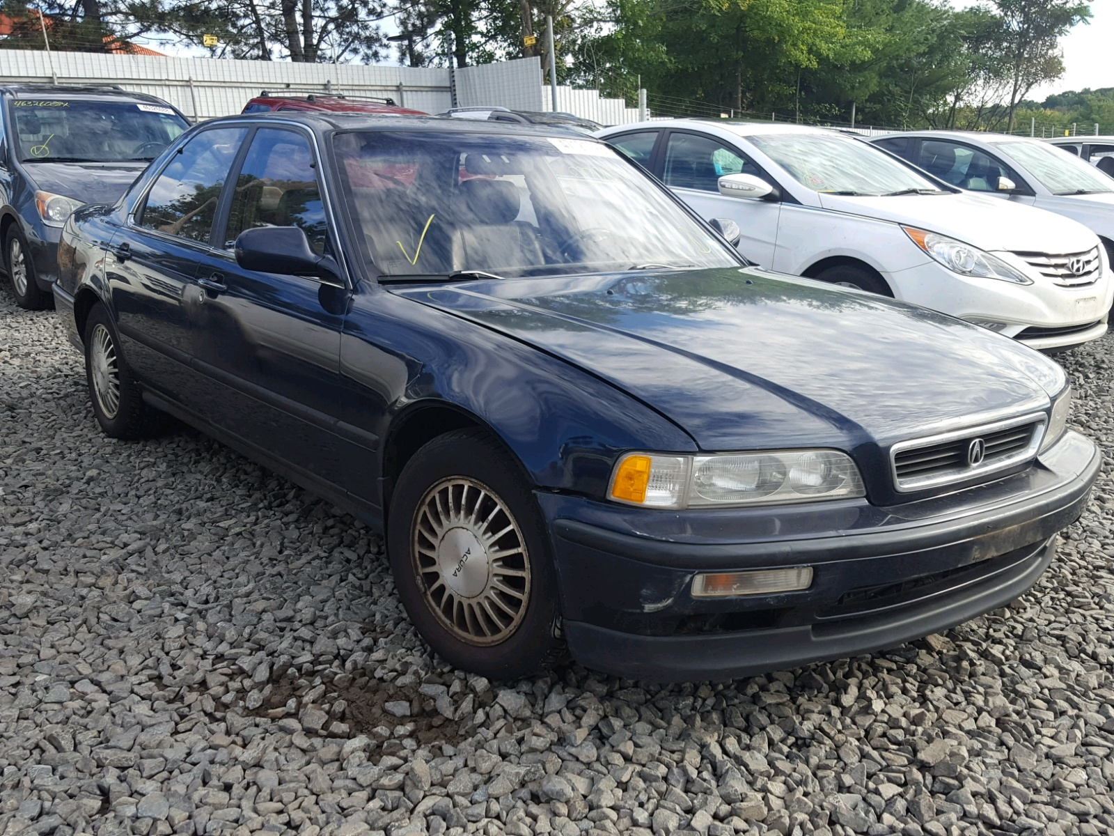 Acura Legend L For Sale At Copart New Britain CT Lot - Acura legend 1992 for sale