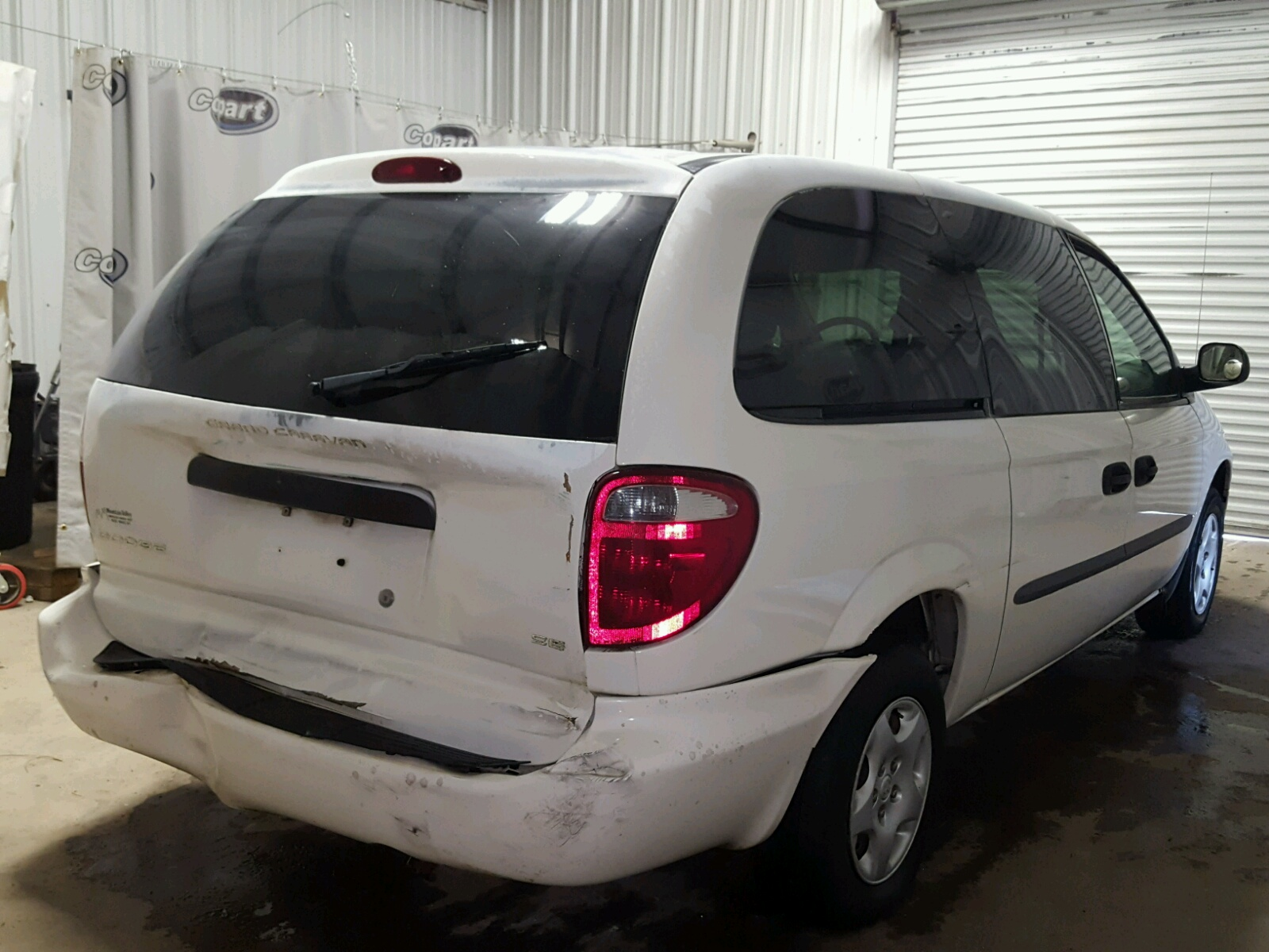 2003 Dodge Grand Caravan For Sale At Copart Tifton Ga Lot 44574938