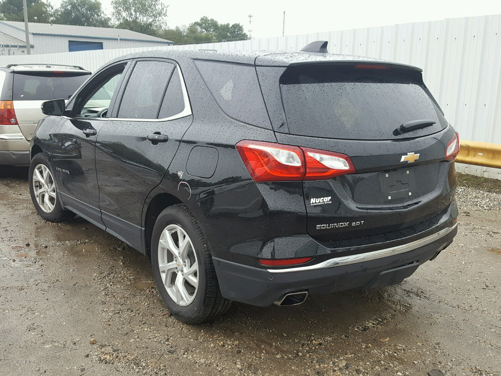 2018 Chevrolet Equinox Lt 2 0l 4 In Nj
