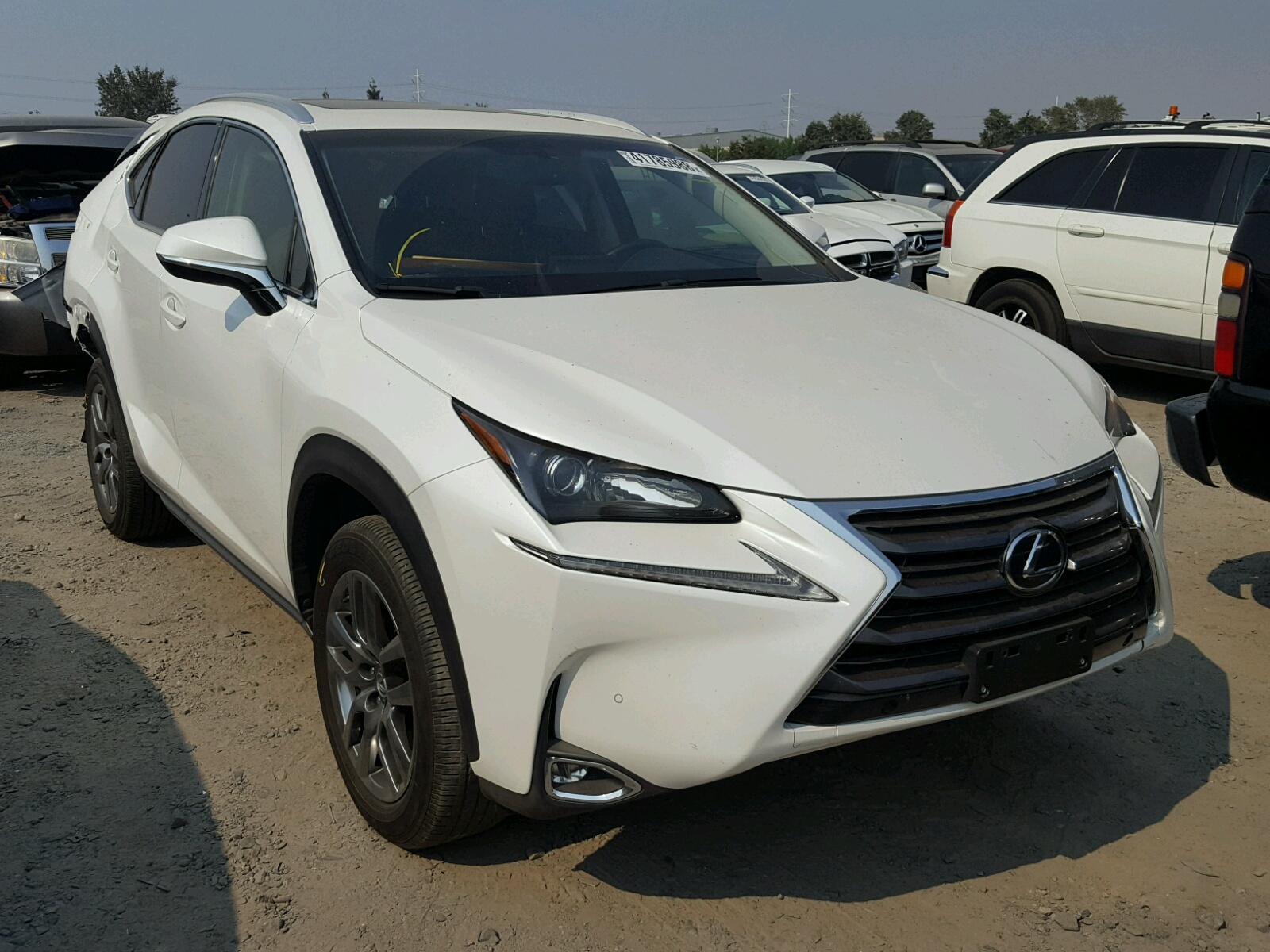 click here to view 2015 LEXUS NX 200T at IBIDSAFELY