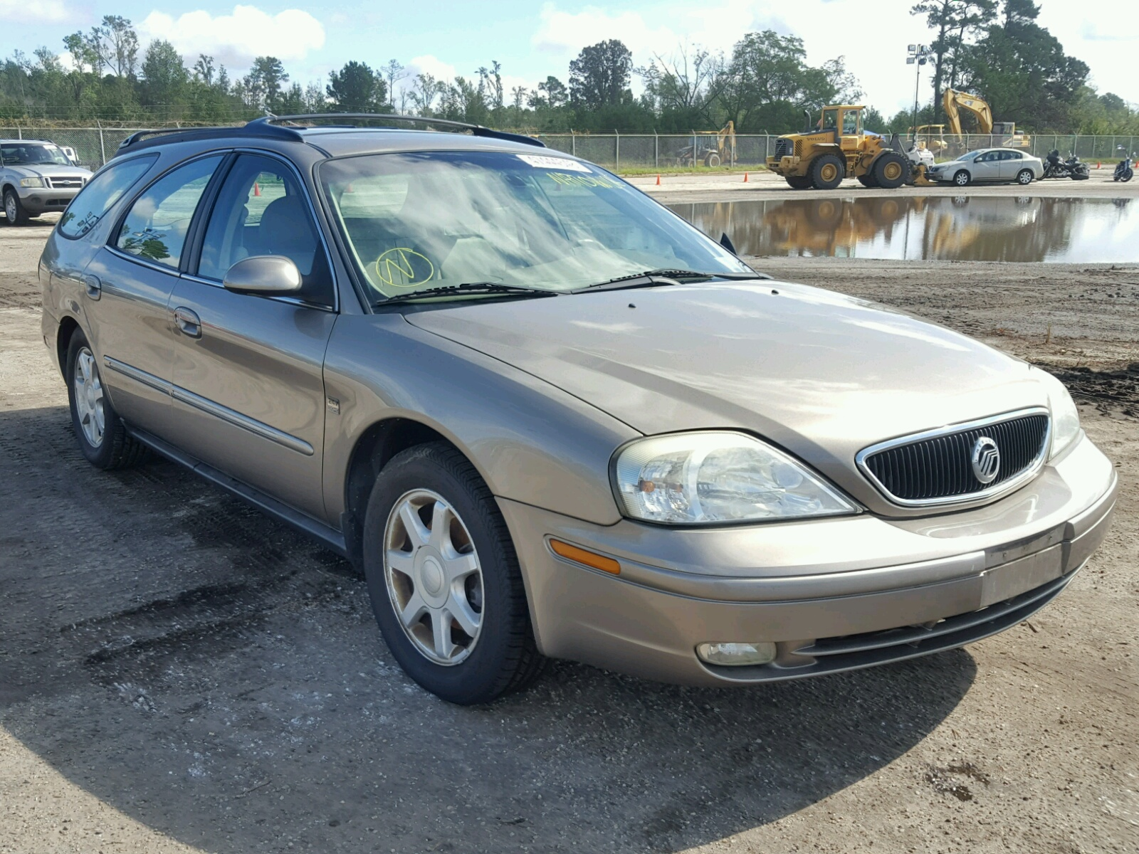 Salvage 2003 Mercury SABLE LS P for sale