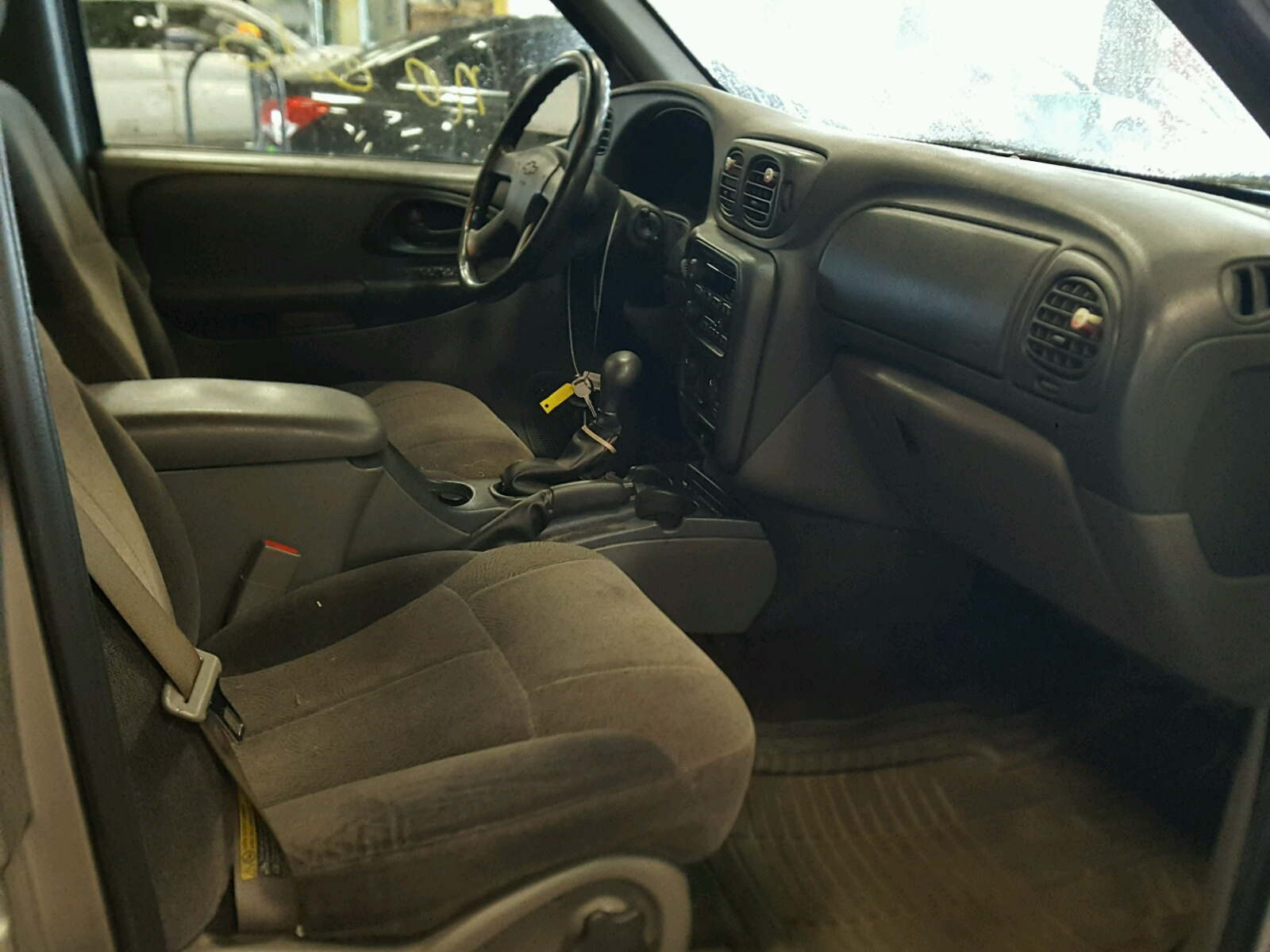 2002 Chevrolet Trailblazer for sale at Copart Fridley MN Lot