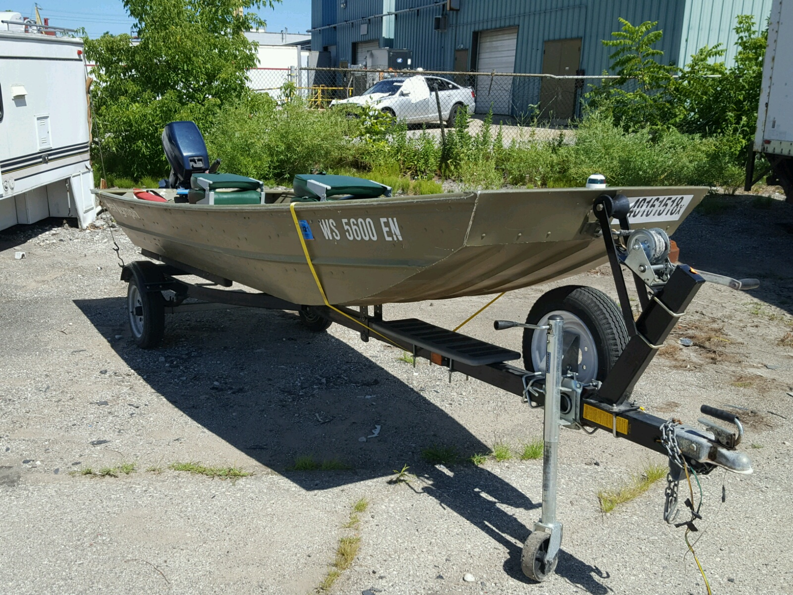 Salvage 1998 Omco OTHR for sale
