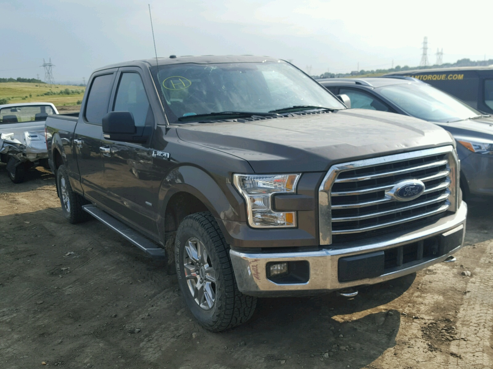 2015 Ford F150 Super for sale at Copart Billings MT Lot