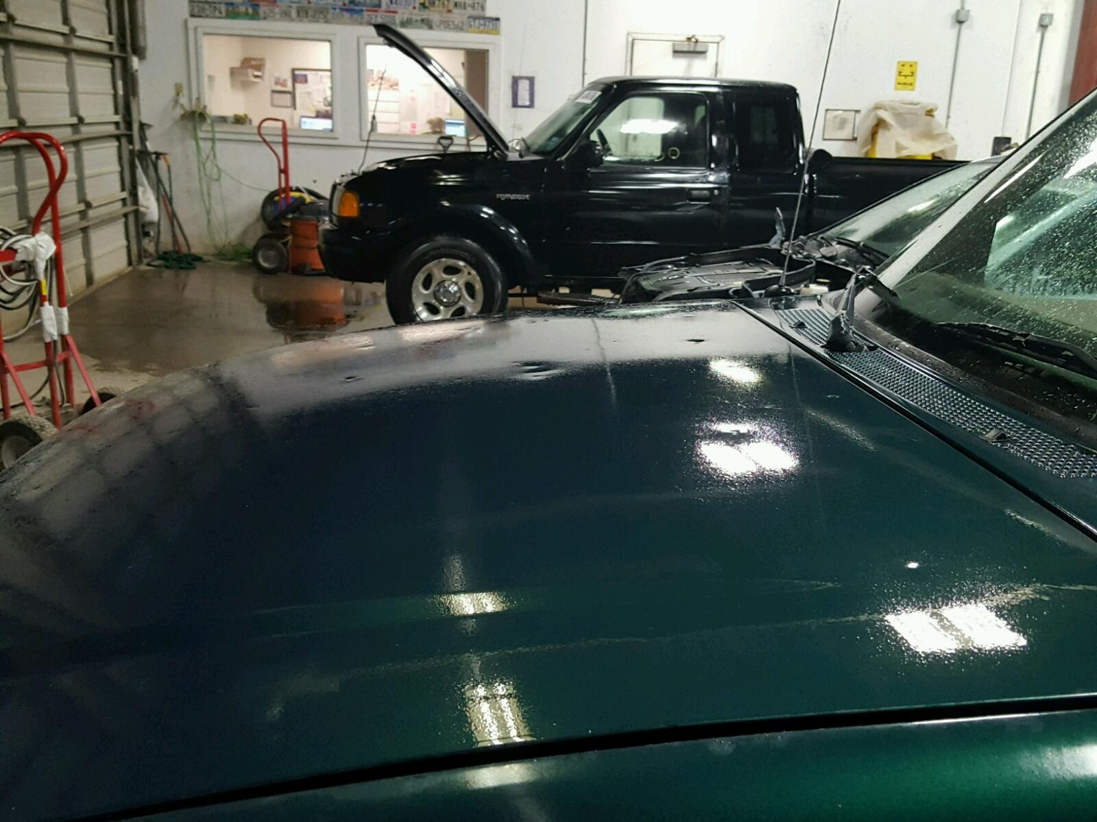 4f4yr12c9wtm01650 1998 Green Mazda B2500 On Sale In Mn Engine 25l View