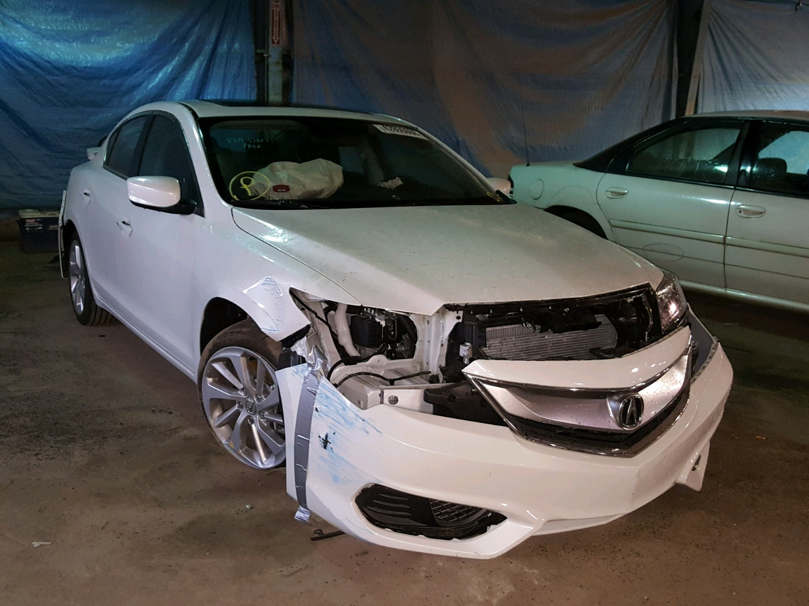Acura ILX Base For Sale At Copart Hammond IN Lot - 2018 acura tsx for sale