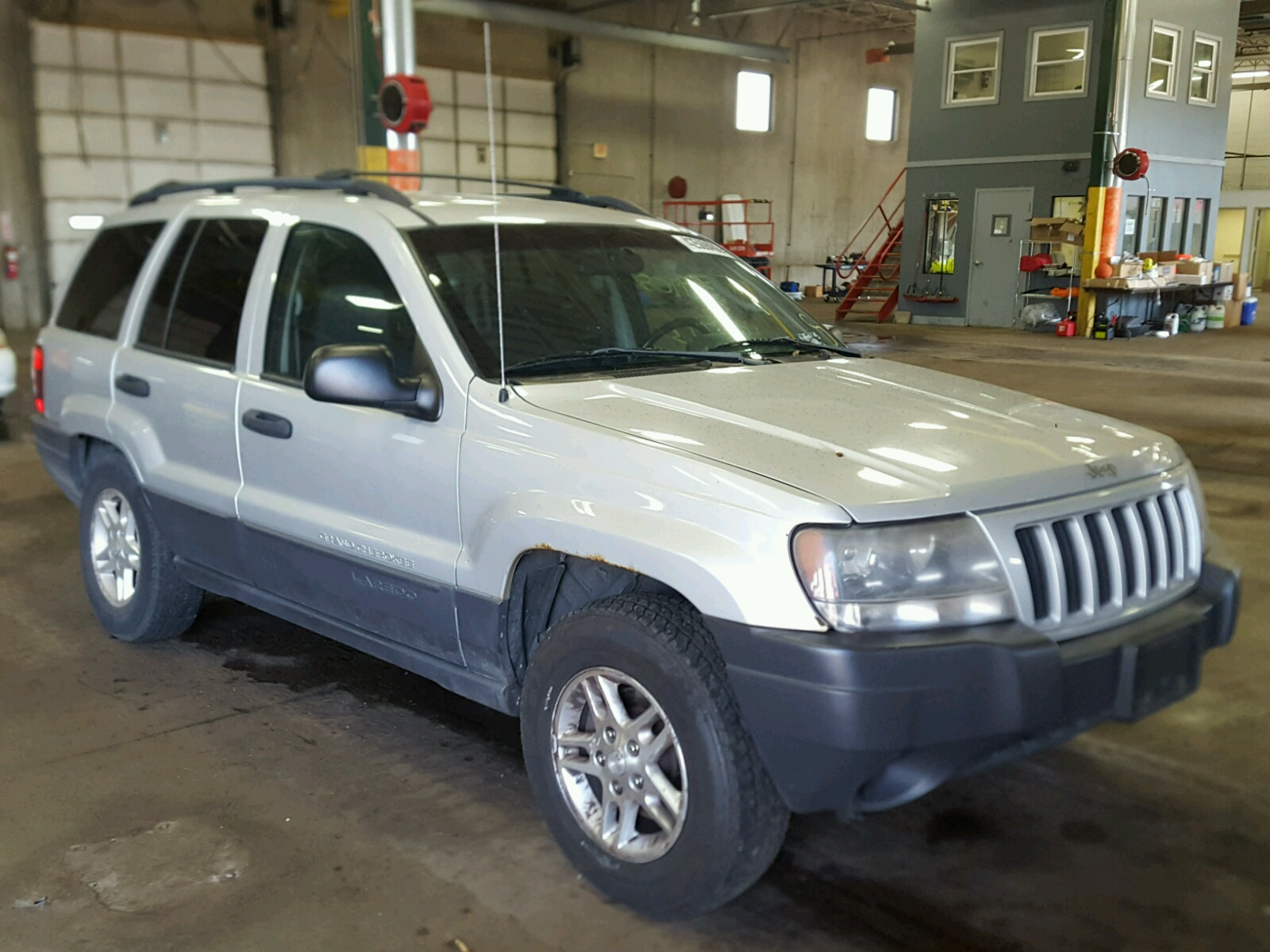 2004 Jeep Grand Cherokee for sale at Copart Fridley MN Lot