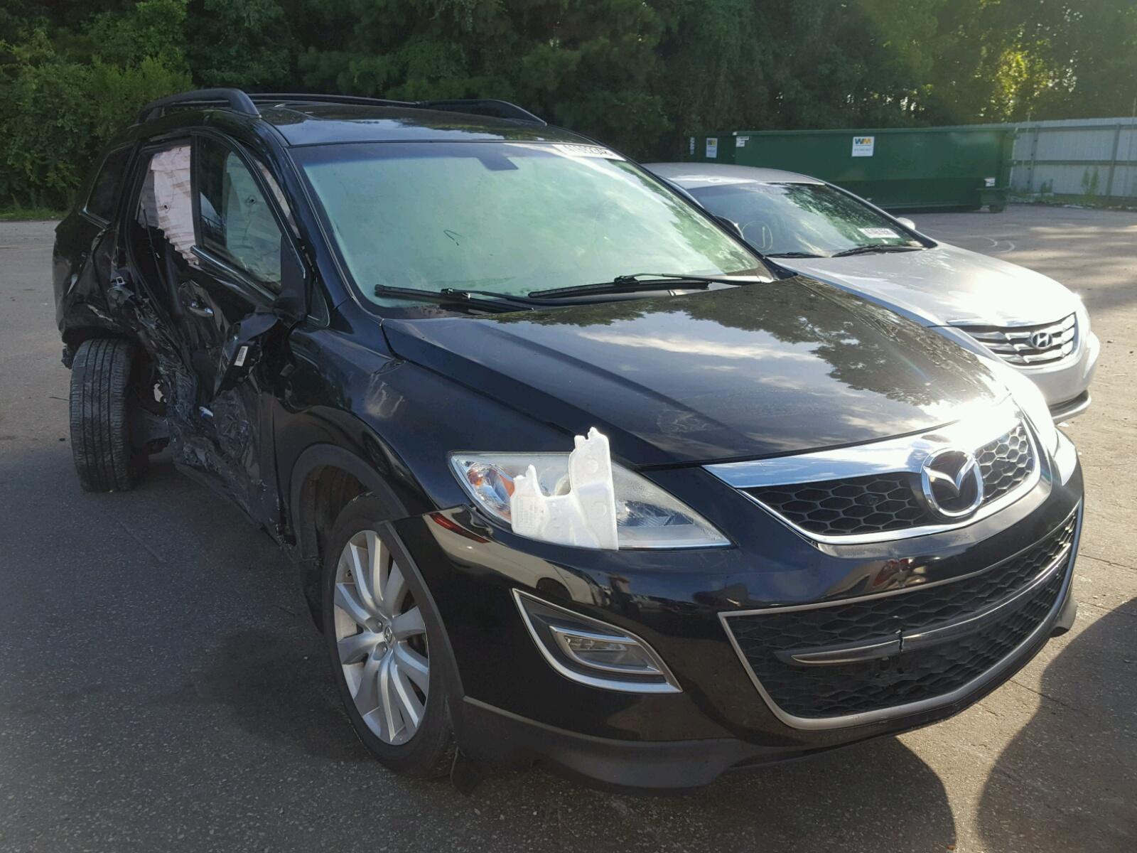 Salvage 2010 Mazda CX-9 for sale