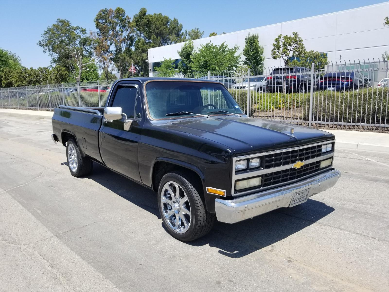 Keys On Van Nuys >> 1984 Chevrolet S10 for sale at Copart Montgomery, AL Lot# 28445887