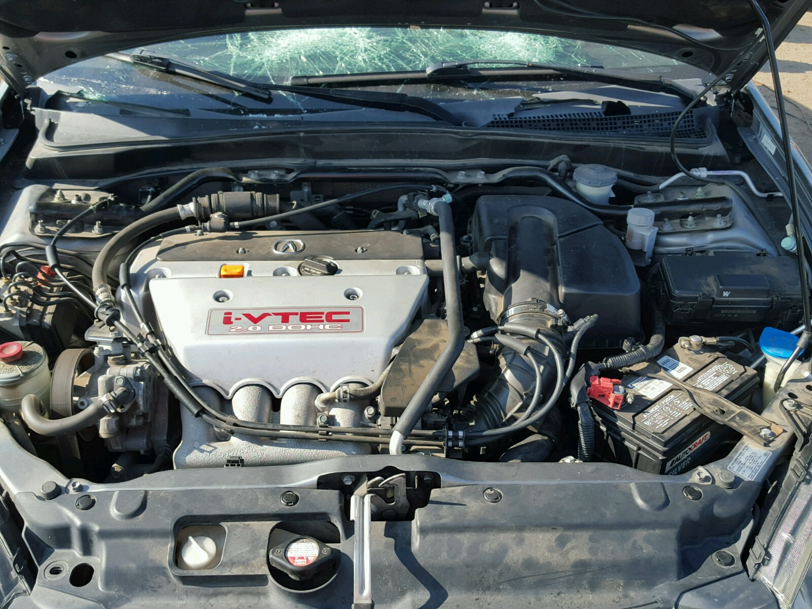 Acura RSX TYPES For Sale At Copart Colorado Springs CO Lot - 2006 acura rsx engine