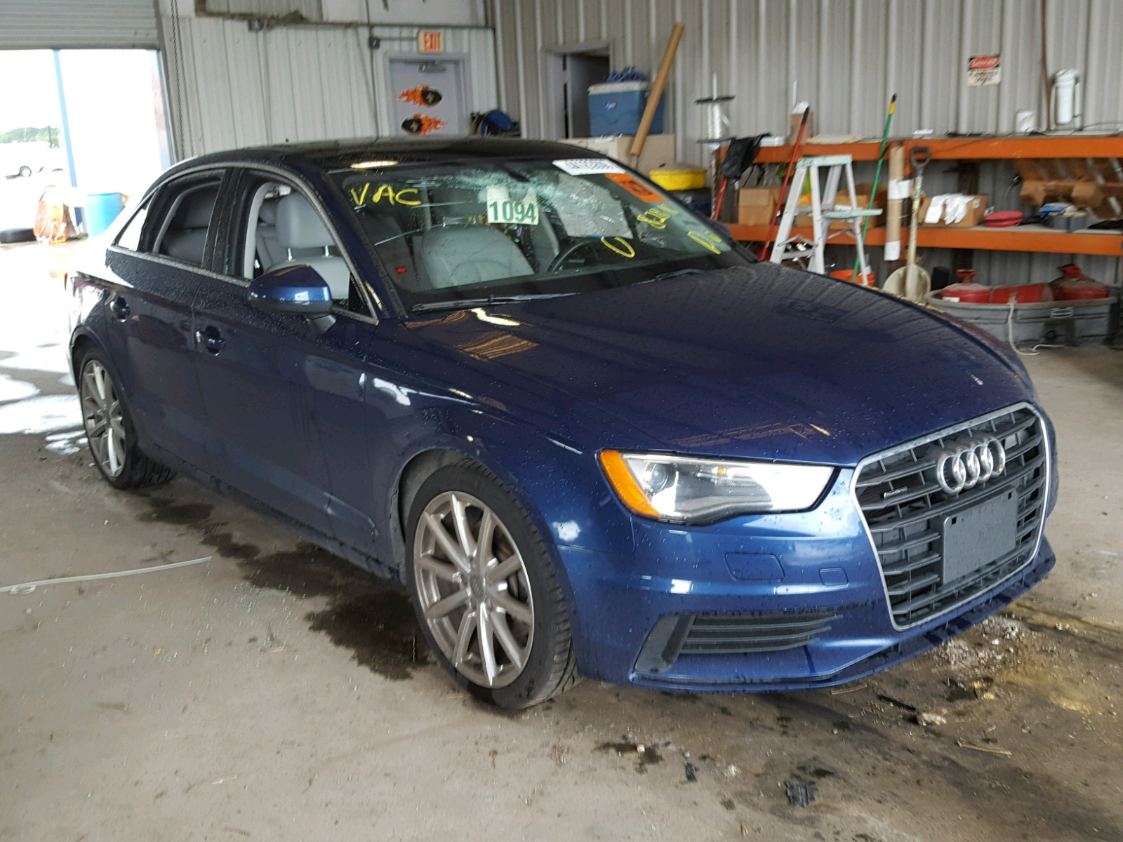 Audi A Premium For Sale At Copart New Orleans LA Lot - Audi new orleans