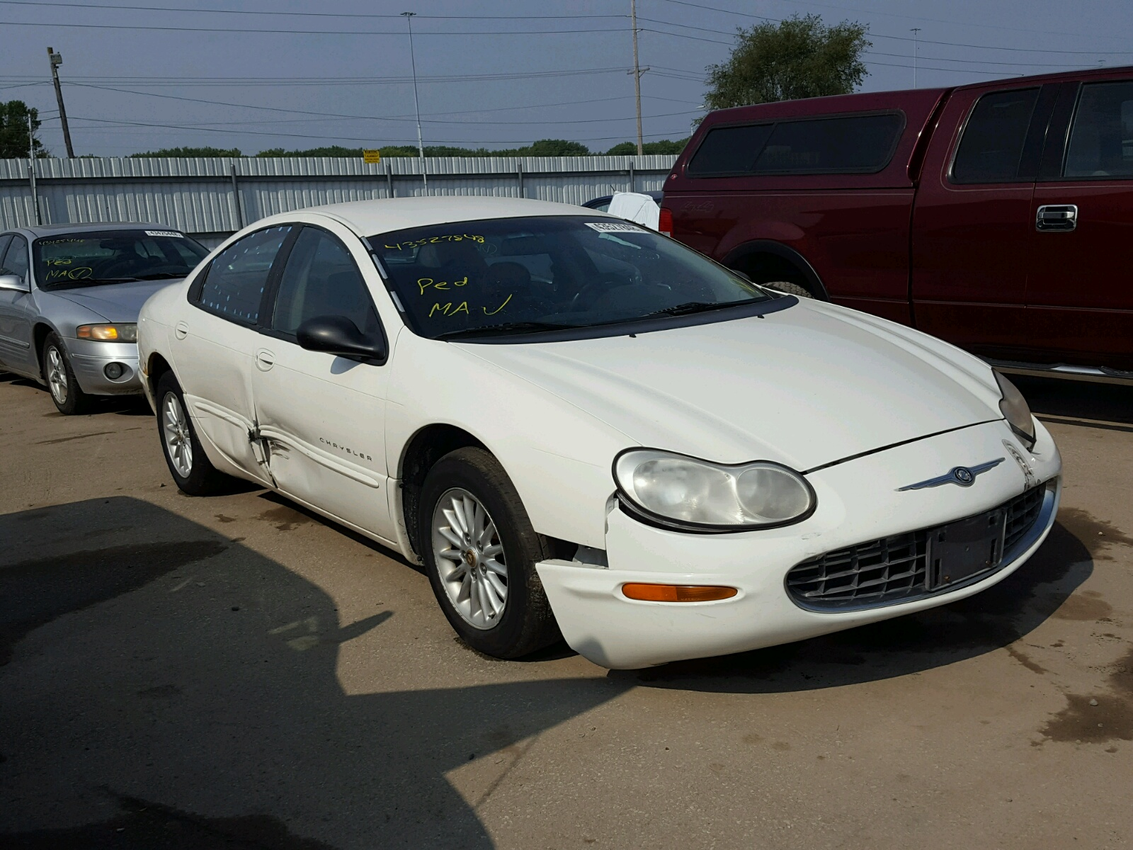 Salvage 1999 Chrysler CONCORDE L for sale