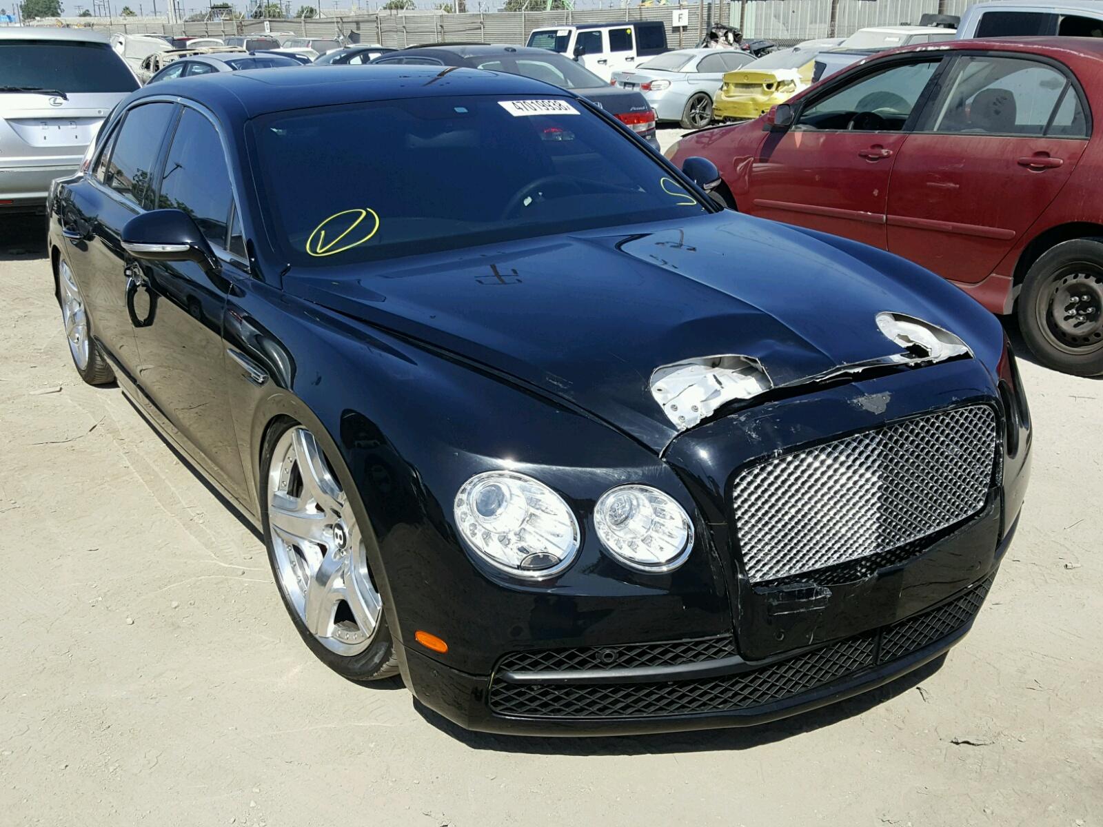 Salvage Bentley