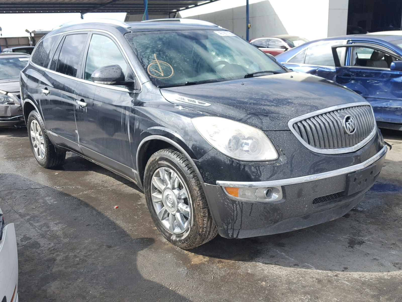 Salvage 2012 Buick ENCLAVE for sale