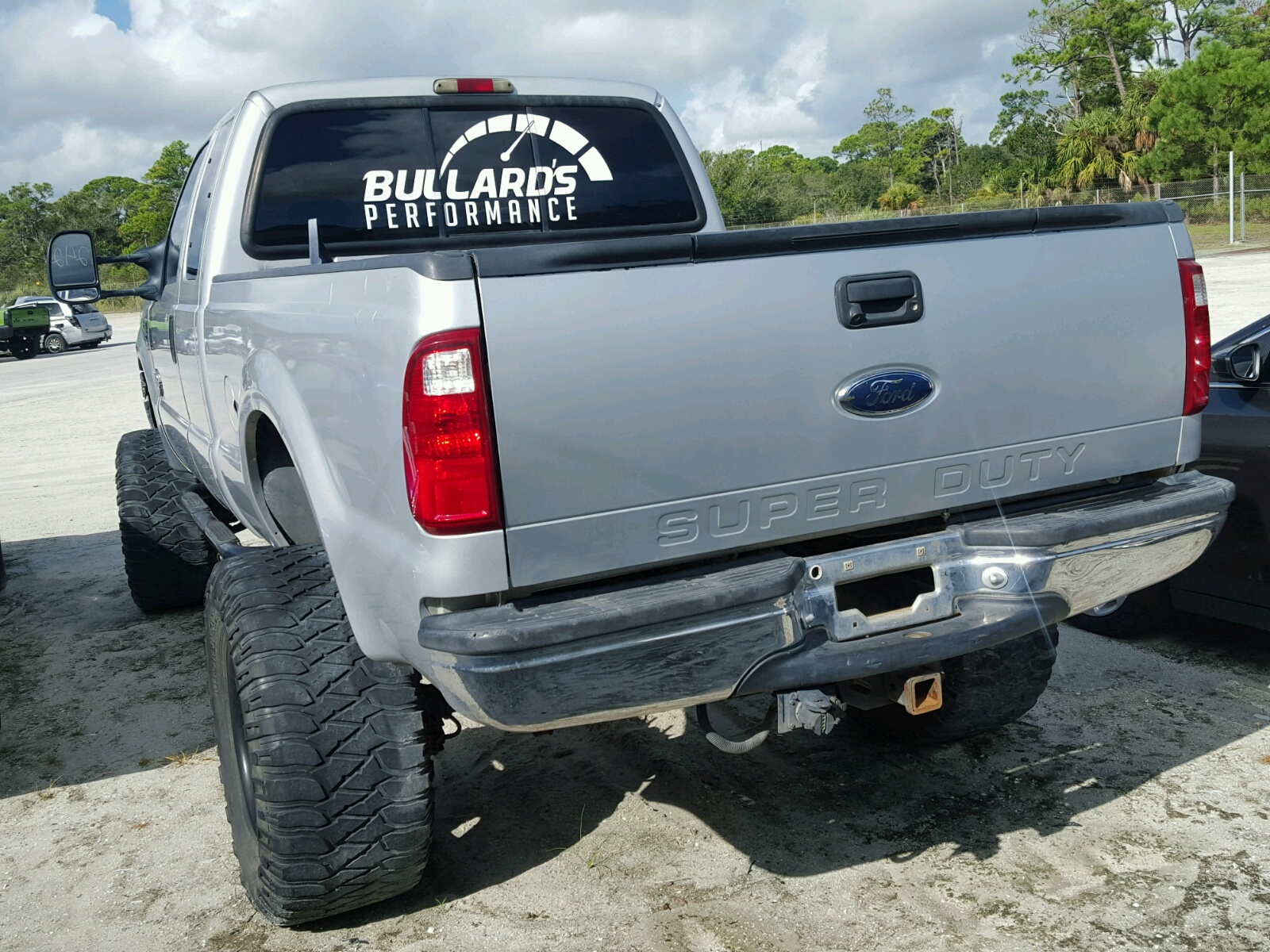 2004 Ford F250 Super For Sale At Copart Fort Pierce Fl Lot 46071728 Duty