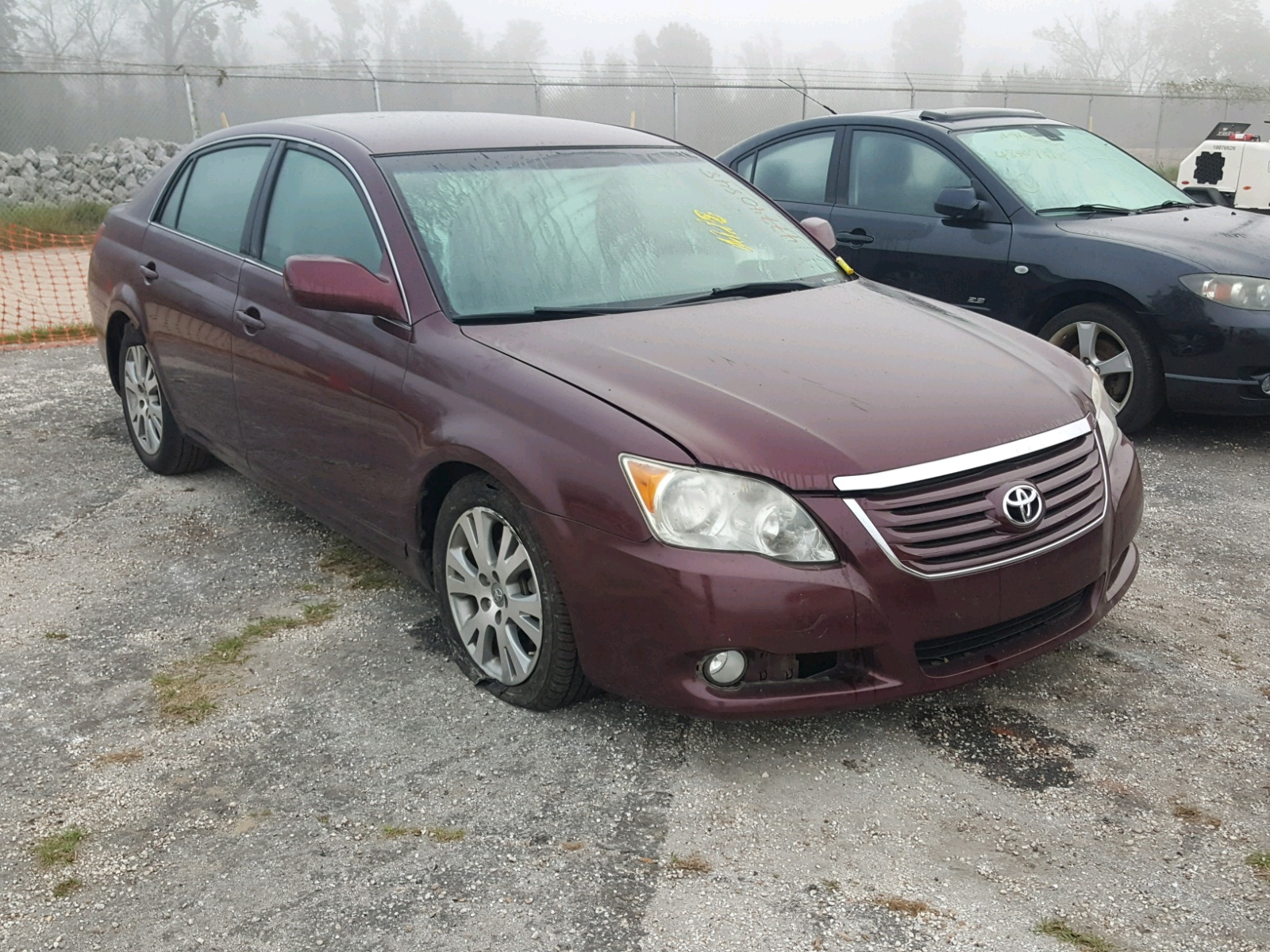 Salvage 2008 Toyota AVALON XL for sale