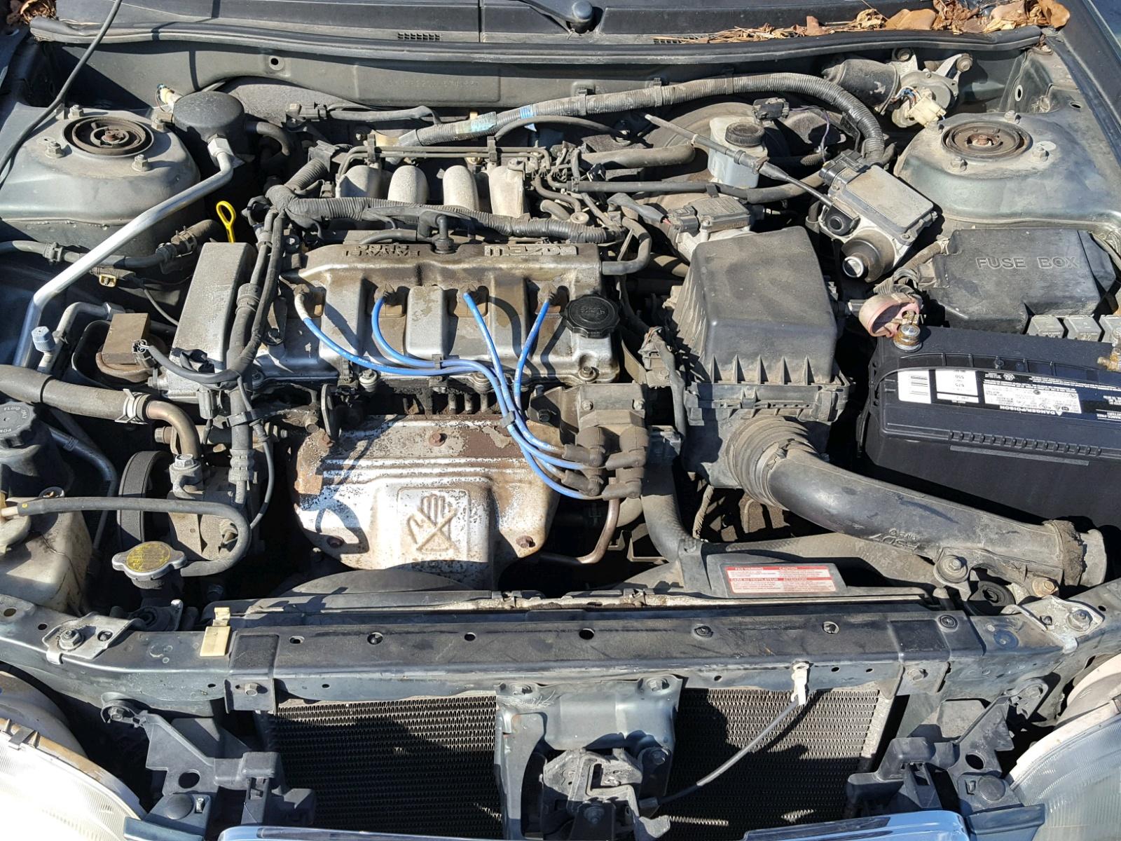 ... 1998 Mazda 626 DX ...