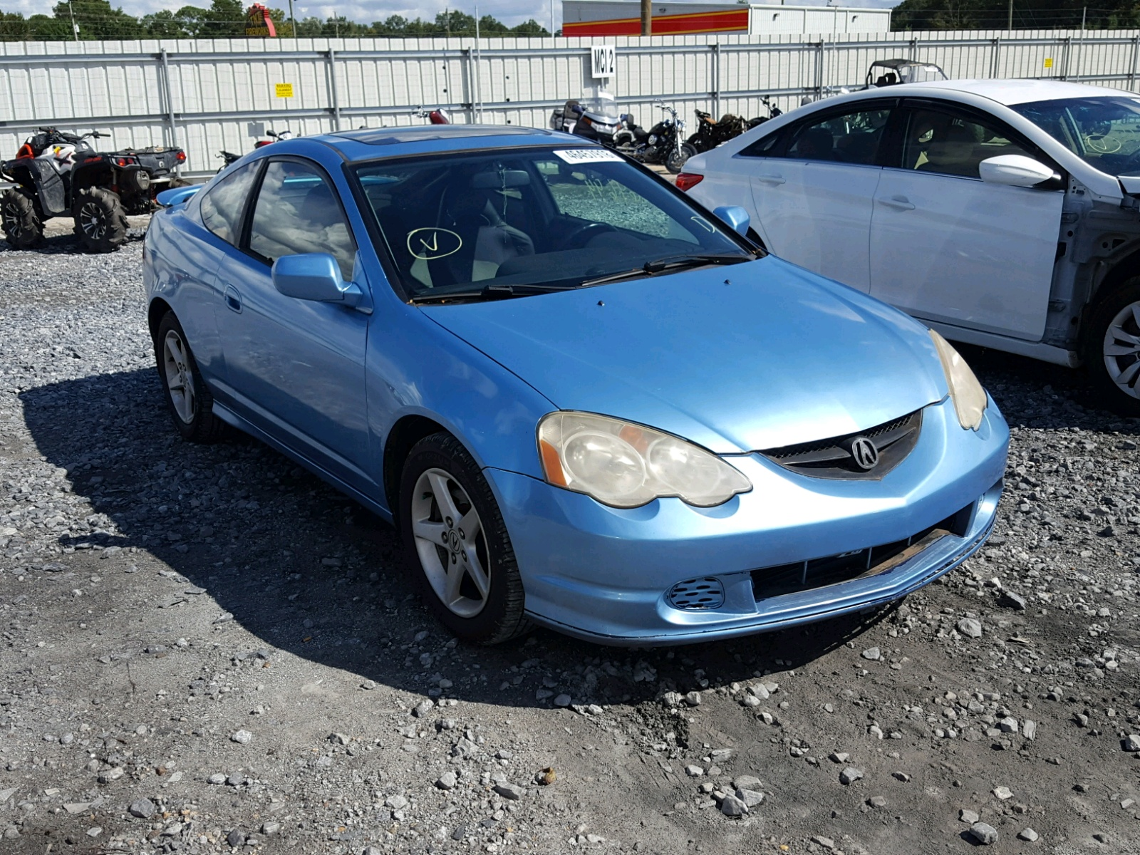 Acura RSX TYPES For Sale At Copart Montgomery AL Lot - Acura rsx type s for sale