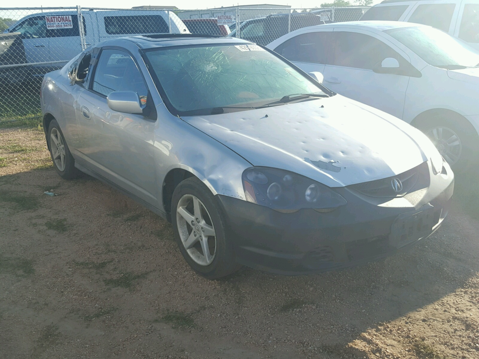 Acura RSX For Sale At Copart Colorado Springs CO Lot - 2004 acura rsx for sale