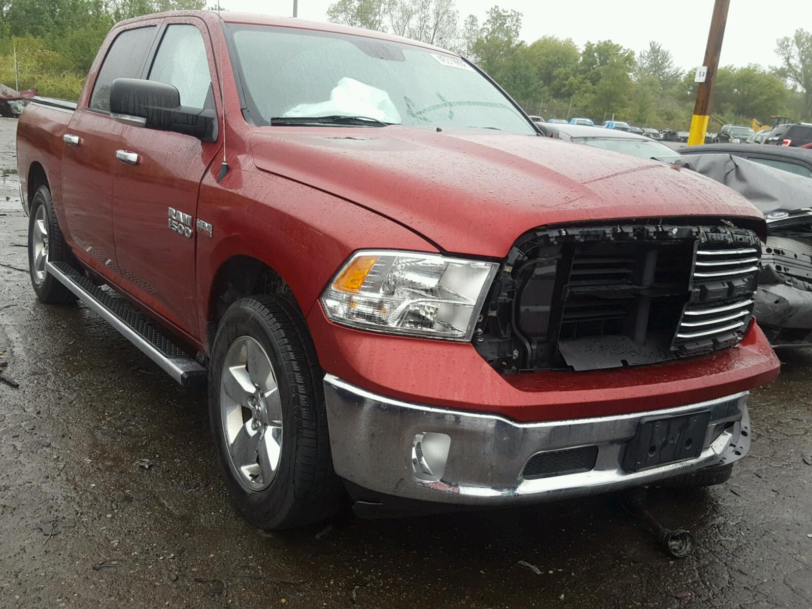Salvage 2014 Dodge RAM for sale